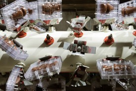 Tree e la chocolate factory di Paul McCarthy