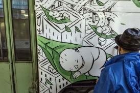 TRACKS, linguaggi d'arte urbana a Roma