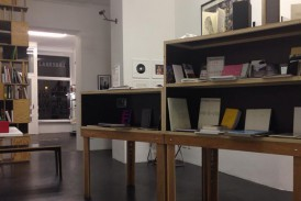 #TABS – Temporary Artist's Book Shop. Il libro come opera d'arte