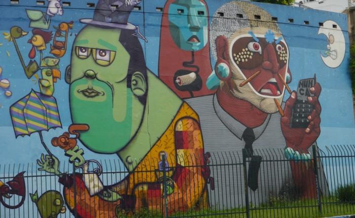 Street Art Map: San Paolo (parte 2)