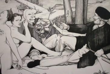 La street art invade il Museo del '900 – Primo piano d'artista per Ozmo a Milano
