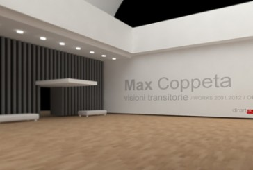 Max Coppeta nella mostra virtuale di dirartecontemporanea