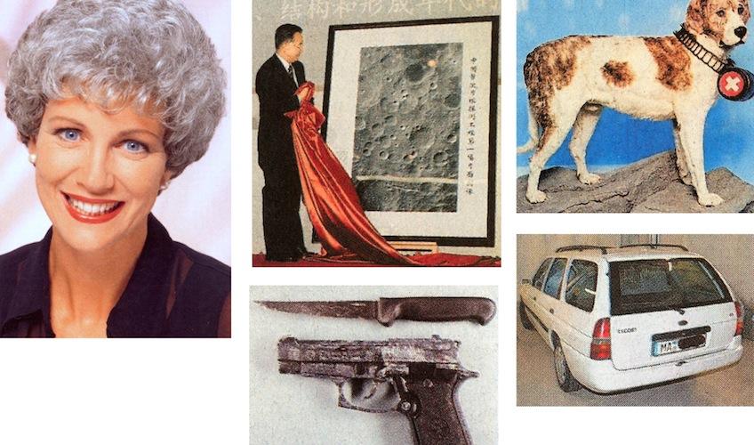 Alcune immagini presenti al Museo di Cinisello Balsamo per la mostra Joachim Scmid. Le fotografie degli altri