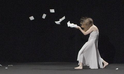 Synchronicity, Carolyn Carslon, copyright Olivier Madar