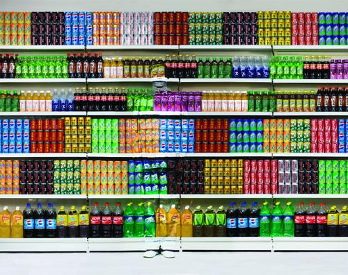 Hide in the city, Supermarket II, 2010