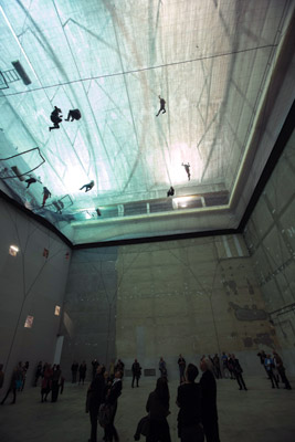 Thomas Saraceno, On Space Time Foam