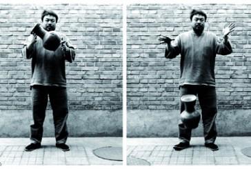 Ai Weiwei. Entrelacs. L'artista militante cinese al Jeu de Paume, Paris