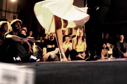 Combat Tango al Teatro Valle Occupato