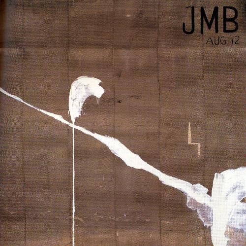 JULIAN SCHNABEL JMB, 1988 Olio, gesso su telone, cm 487x487 Collezione privata