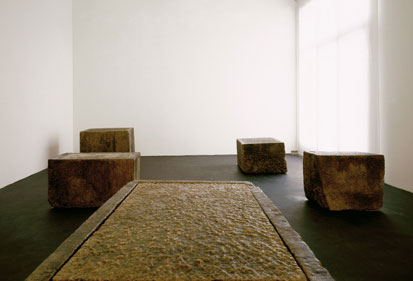 Joseph Beuys, Olivestone, 1984