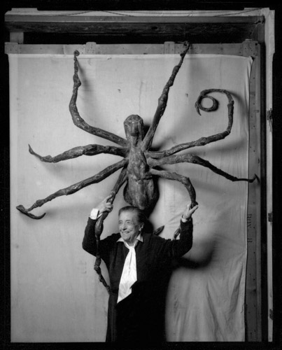 LouiseBourgeois,The Spider, the Mistress and the Tangerine Regia M. Caiori e A. Wallach, 2010
