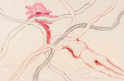 Louise Bourgeois, à l'infini (particolare), 2008