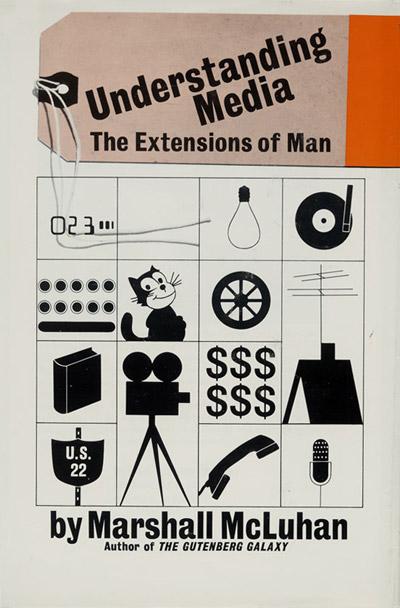 Understanding Media, The extensions of Man Marshall McLuhan