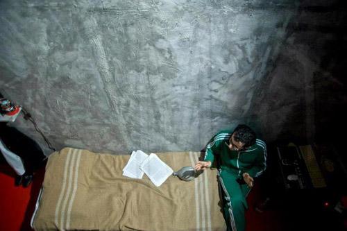 Daniele Timpano in aldomorto54 FOTO: Michele Tomaiuoli