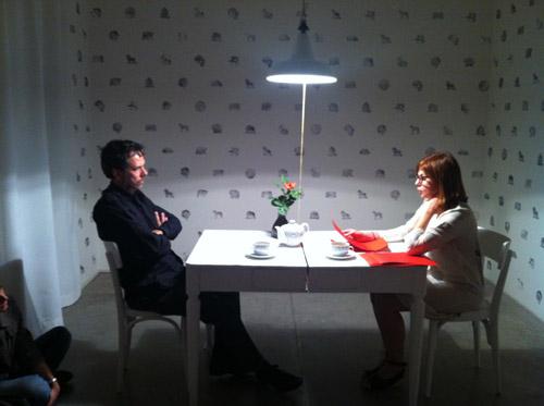 Ottonella Mocellin e Nicola Pellegrini, Vai pure, 2013 Performance PH: Federica timeto