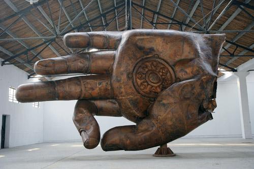 Buddha Hand, 2006