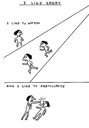 Illustrazione tratta dal libro: Who I am and what I want