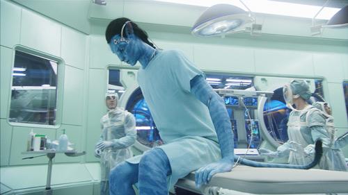 Frame dal film Avatar