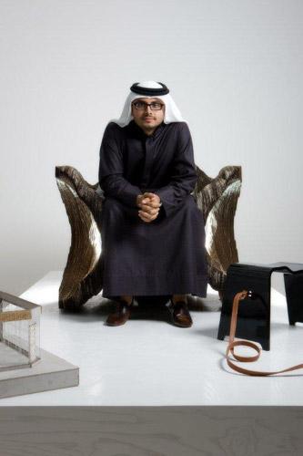 Rami Farook, fondatore The Traffic Design Gallery