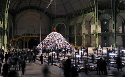 Christian Boltanski, Courtesy Fondazione Hangar Bicocca