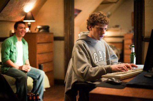 The Social Network  © 2010 Columbia TriStar Marketing Group, Inc. All Rights Reserved.