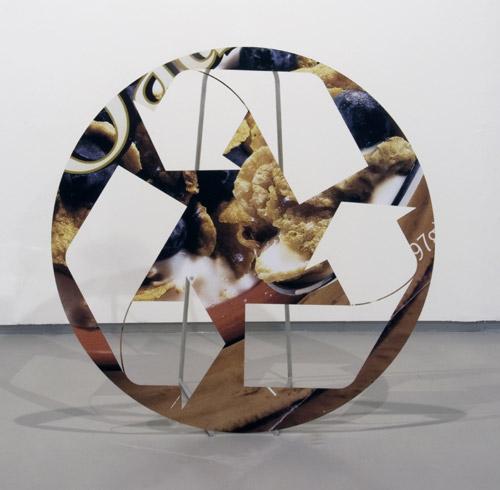 Kelley Walker, Untitled, 2003