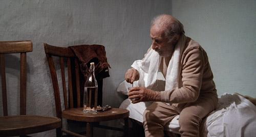 Michelangelo Frammartino, Le quattro volte, documentario (frame)