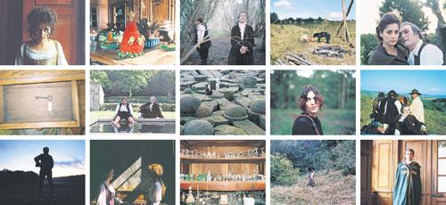 Frames da Historia de la meva mort di Albert Serra, vincitore del Pardo d'oro