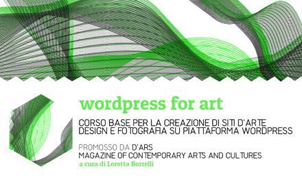 corso per wordpress