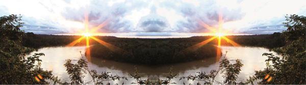 Perpetual Amazonia, Video di Lucy e Jorge Orta