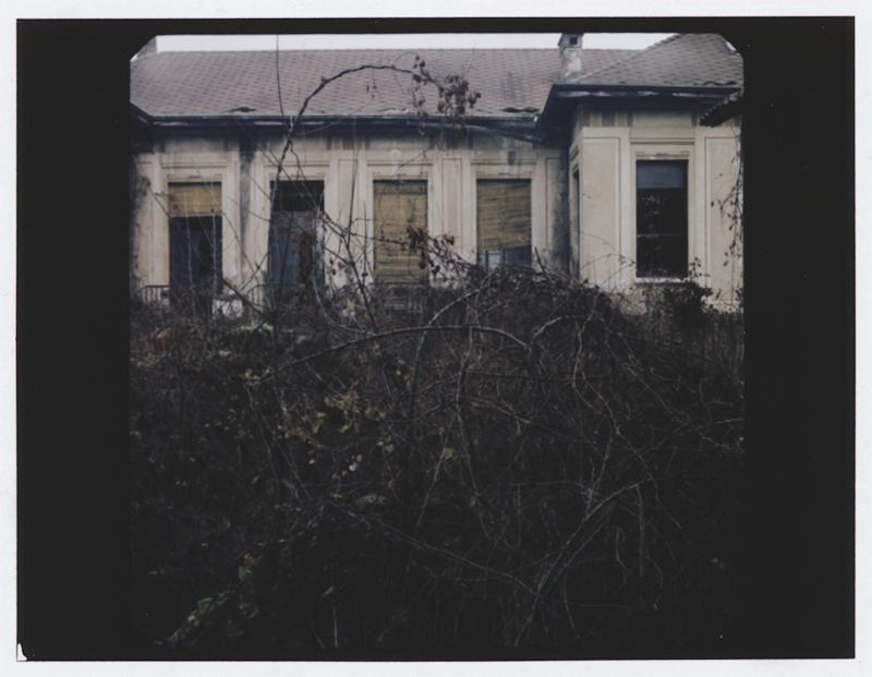 Mount Fog, Polaroid_Outtake_n°1, 2013