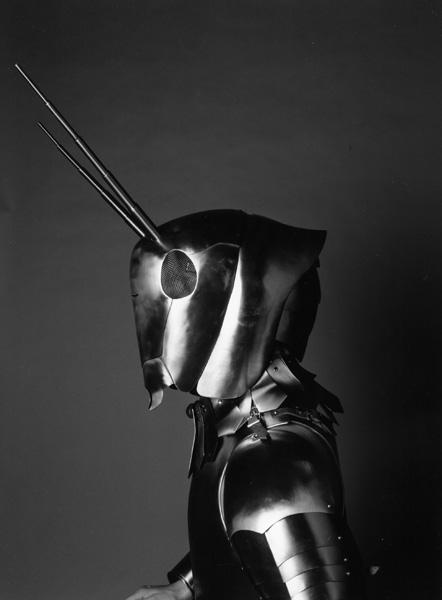Jan Fabre, Sanguis/Mantis - 01 (2001) Lyon, Les Subsistances © Angelos Bvba. Foto: Malou Swinnen