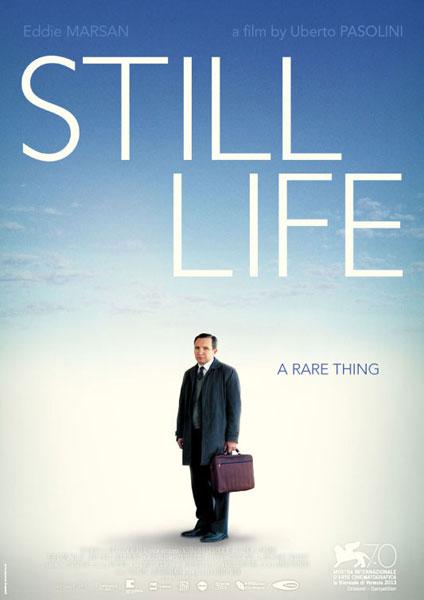 Still Life di Uberto Pasolini, 2013