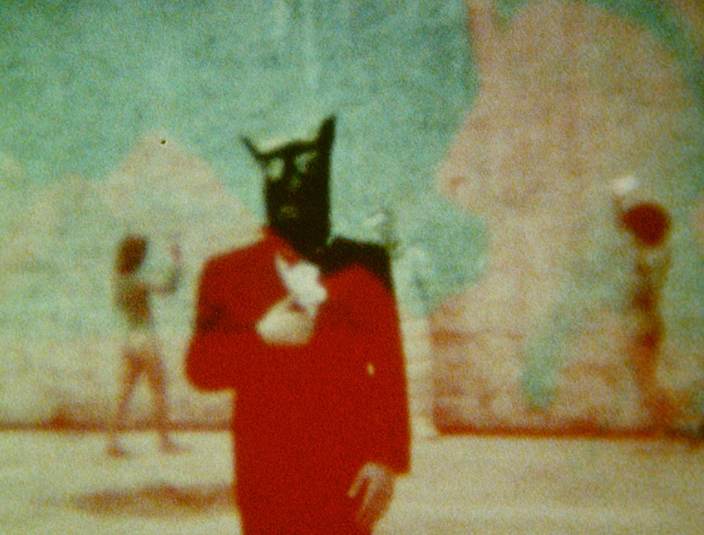 Burning the Pyramids (Art of Mirrors), Derek Jarman 1970-73 . Credit: LUMA Foundation.jpg