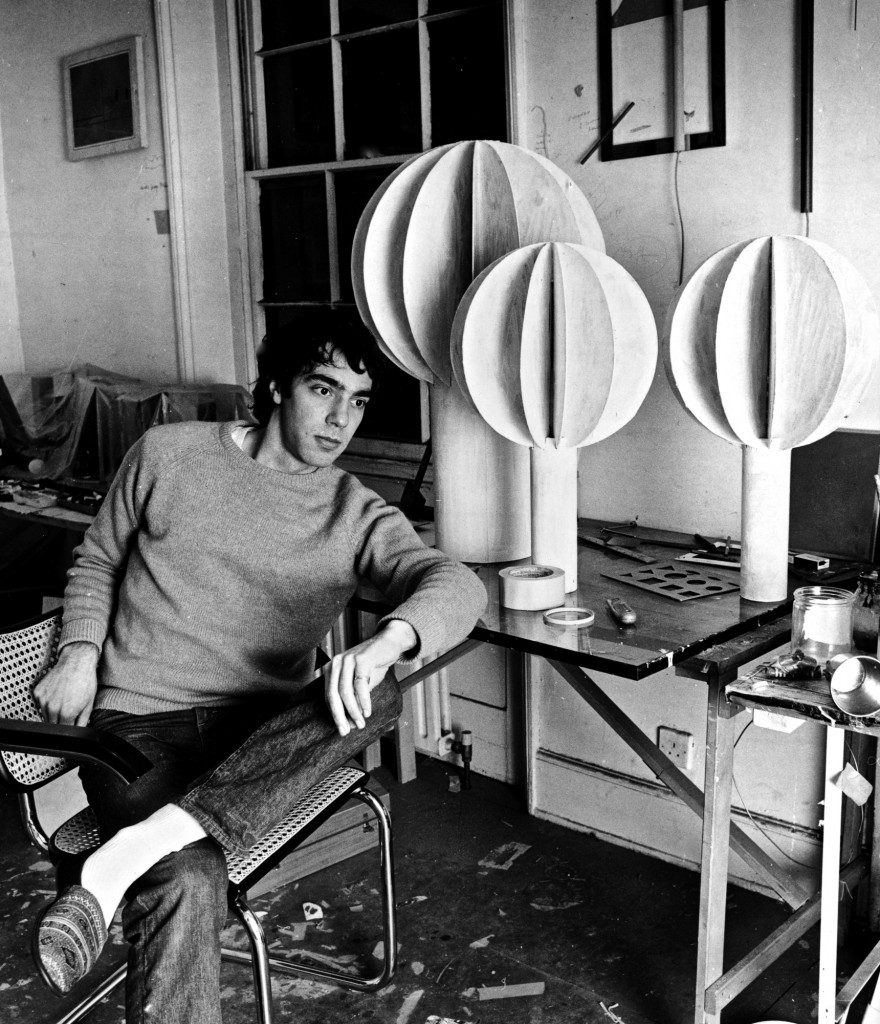 Derek Jarman. Credit: Ray Dean_Resized