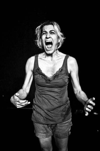 Paola Bianchi, Without Foto: Valentina Bianchi