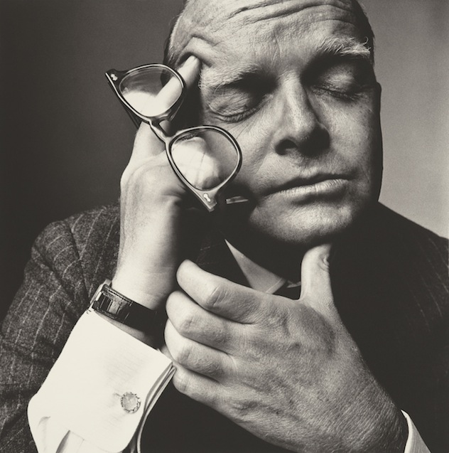 Truman Capote (1 of 2), New York, 1965 Copyright © by Condé Nast Publications, Inc.