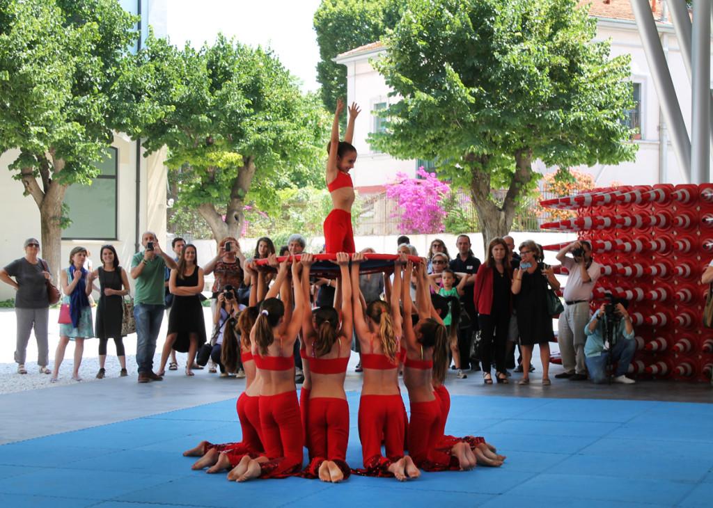 Marinella Senatore, The School of Narrative Dance. Foto: Cecilia Fiorenza