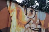 Milano WallArt: Live painting all'Istituto Gaetano Pini