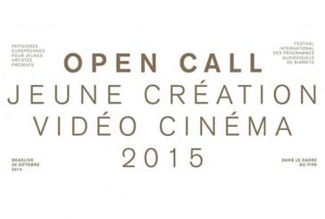 La nuova call per il programma Young creation video-cinema