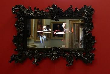 Mat Collishaw alla Galleria Borghese