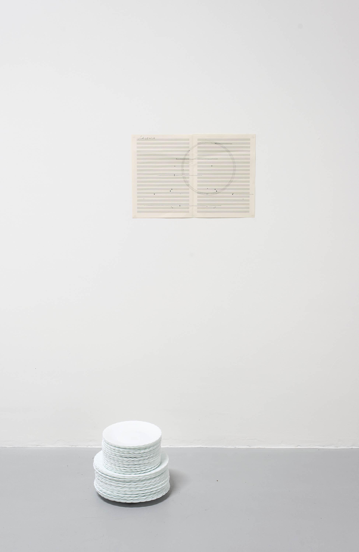 Augustin Maurs, Cadence. Foto Giorgio Benni. Courtesy Galleria Spazio artQ13