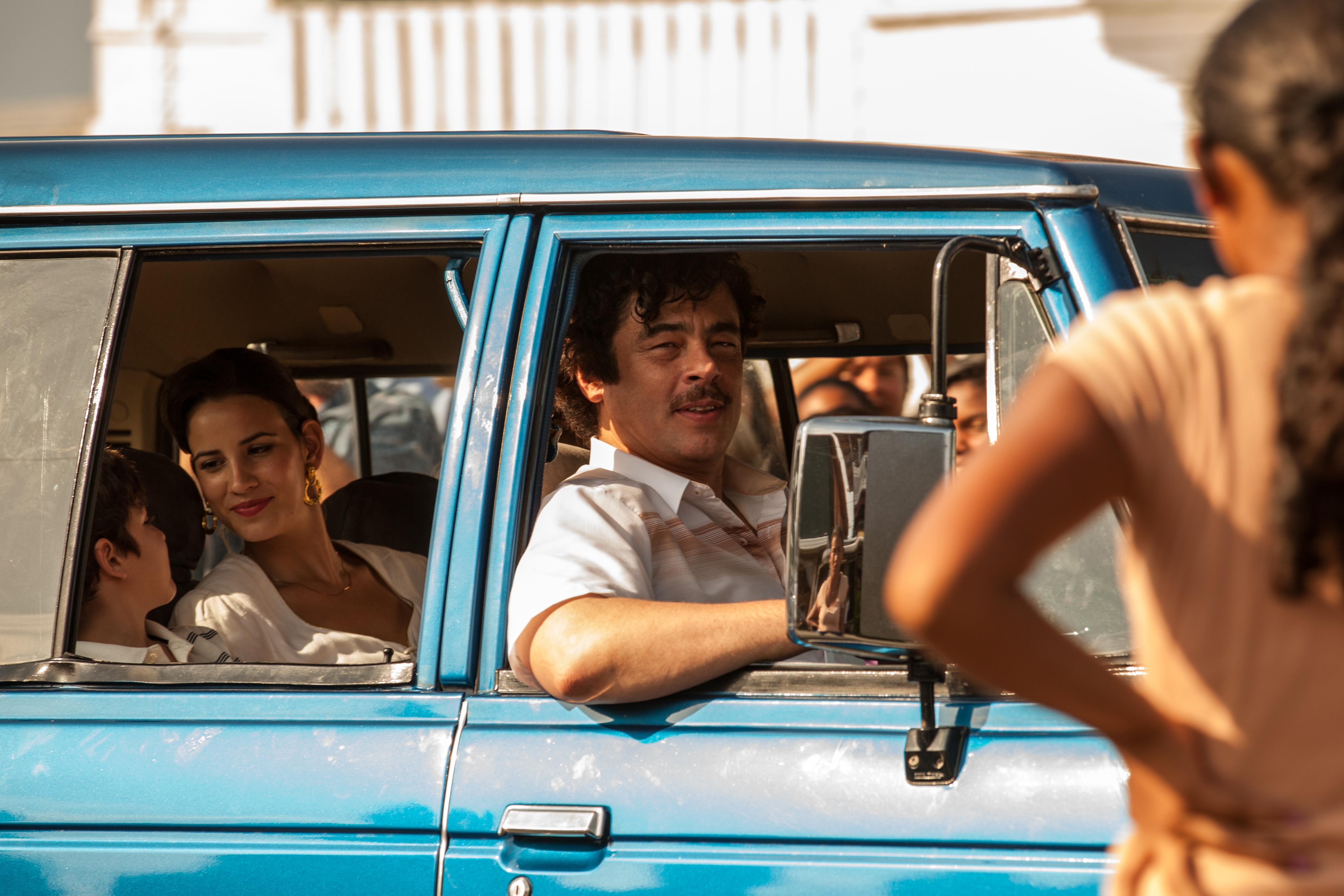 Escobar: Paradise Lost di Andrea Di Stefano, Premio TaoDue