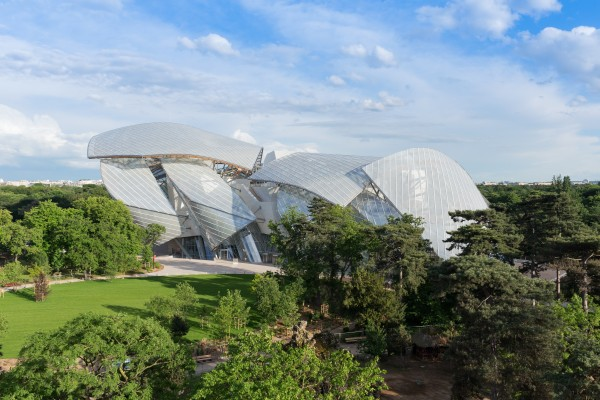 12. Iwan Baan for Fondation Louis Vuitton -®Iwan Baan 2014