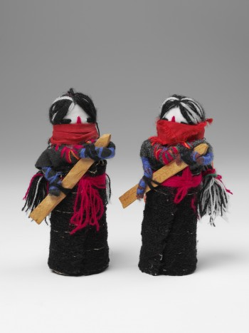 Dolls of the Zapatista Revolution, The Zapatista, Mexico Artist © Victoria and Albert Musem