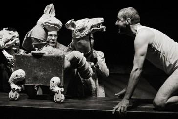 Il Teatro d'artista di William Kentridge: Ubu and the Truth Commission