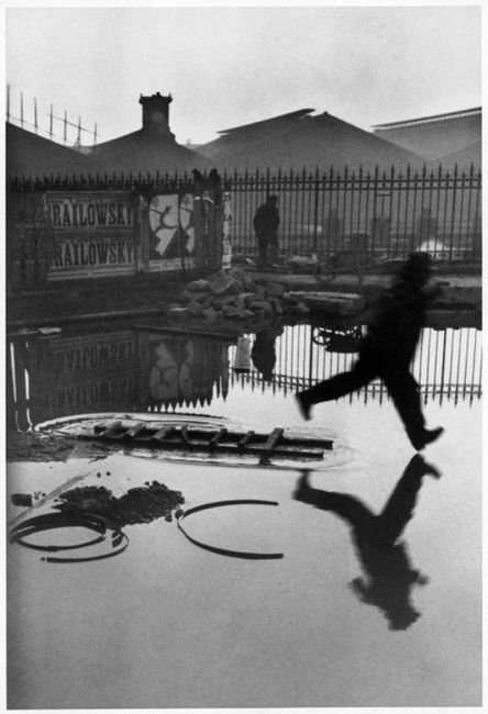 Henri Cartier-Bresson - Courtesy Eric Franck Fine Art