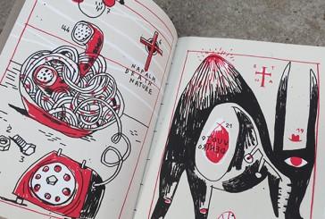 Materiale infiammabile: illustrazioni di Ruggero Asnago