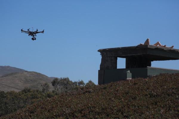 Becksatge - Drone Boning - Ghost+Cow