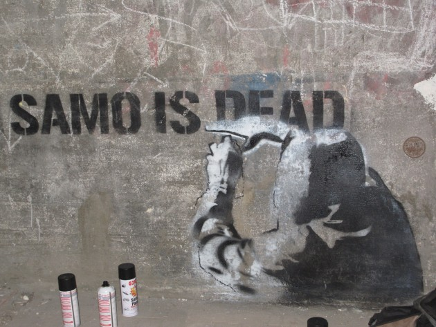 Samo Is Dead, Alexandria, Egypt. Foto: Courtesy the artist